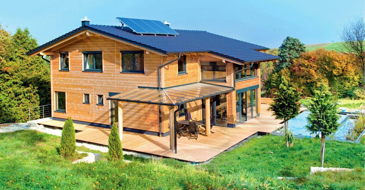 Einfamilienhaus mit großzügiger Terrasse